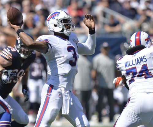 Buffalo Bills officially name EJ Manuel to start at quarterback