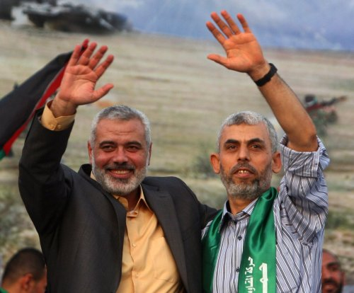 Hamas names hard-liner Yahya Sinwar as Gaza Strip leader