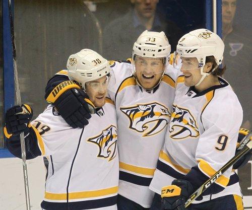 Shorthanded Nashville Predators pounce on Anaheim Ducks, take 3-2 series lead