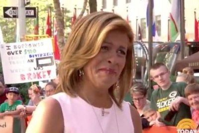 'Today' anchors surprise Hoda Kotb for her 53rd birthday