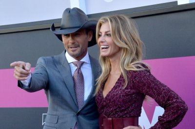 Faith Hill and Tim McGraw announce first album together