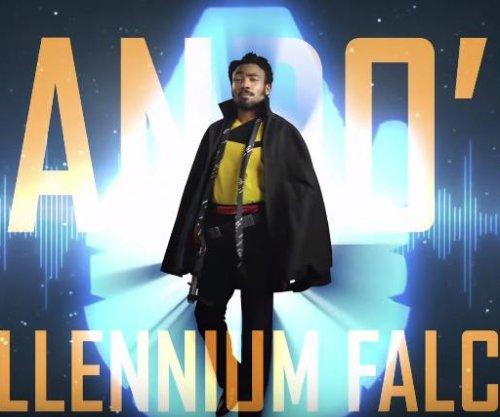Donald Glover tours the Millennium Falcon in new 'Solo' featurette
