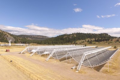 Canadian telescope picks up mysterious, low-frequency fast radio burst