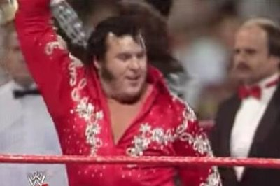 The Honky Tonk Man to be inducted into WWE Hall of Fame