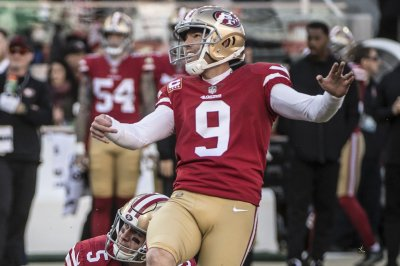 Robbie Gould agrees to long-term deal with 49ers