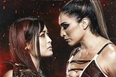 WWE NXT: Io Shirai, Raquel González go to war