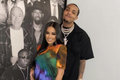 G Herbo celebrates birth of first child with Taina Williams