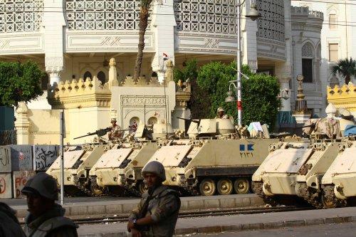 Muslim Brotherhood vows to ensure 'social peace'