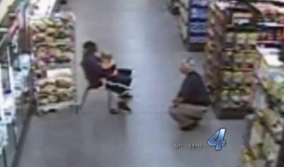 Walmart hostage situation leaves suspect dead, toddler saved [VIDEO]