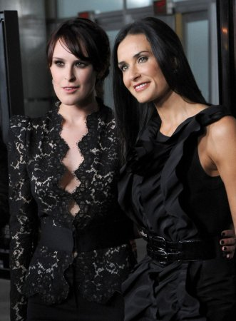 Demi Moore, Rumer Willis welcome the new year during beach vacation in Mexico