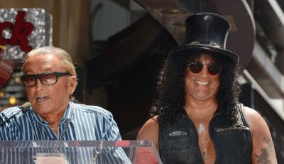 Slash on working with Axl Rose: Never again
