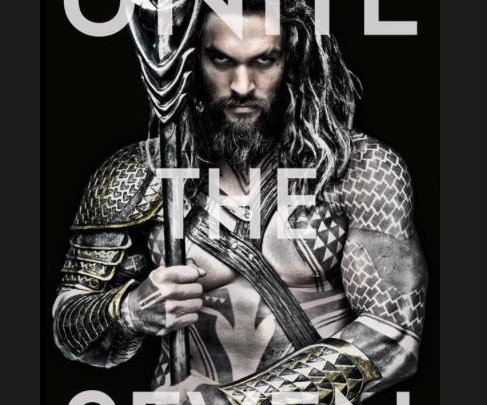 Jason Momoa is Aquaman in first photo from upcoming film