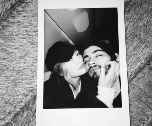 Gigi Hadid, Zayn Malik get close in first Instagram photo together