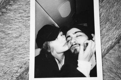 Gigi Hadid, Zayn Malik get close in first Instagram photo together