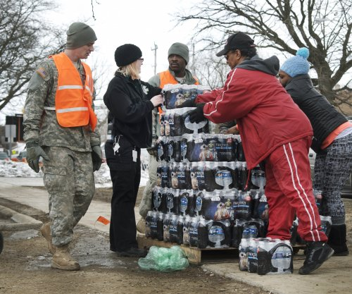 Activists sue to replace Flint, Mich., water lines