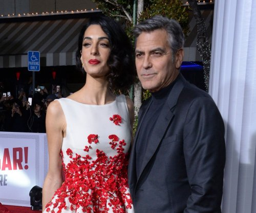 George Clooney on Syrian refugees: U.S. not doing well at 'remembering who we are'