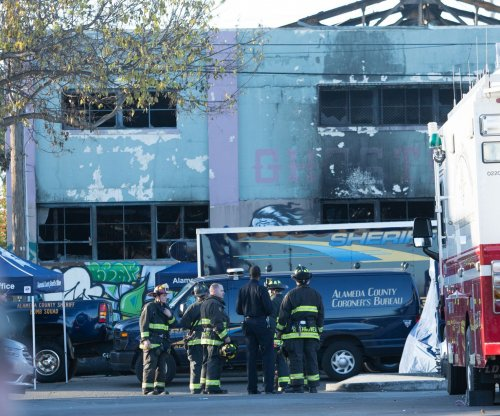 Oakland warehouse fire possibly caused by appliances, officials say