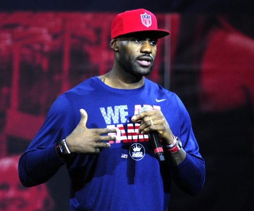 LeBron James to receive NAACP Jackie Robinson Sports Award