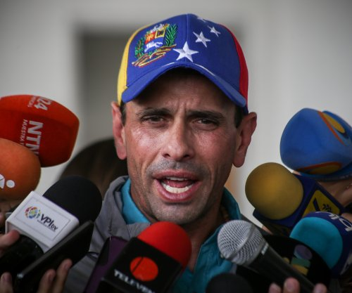 Venezuelans protest after opposition leader sidelined by Maduro