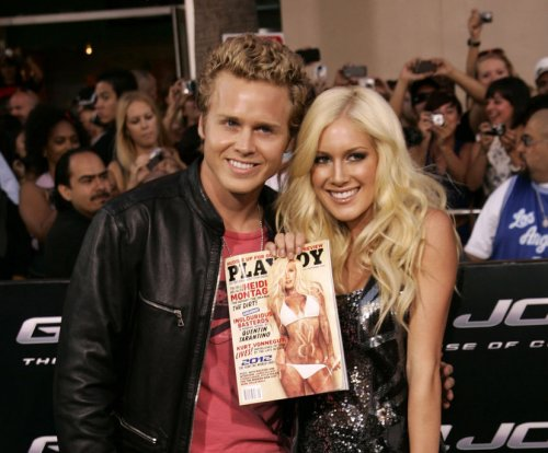 Heidi Montag of 'The Hills' expecting baby boy