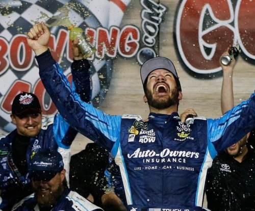 Martin Truex Jr. earns second win of season with GoBowling.com 400