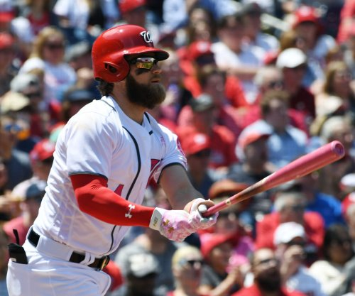 Michael A. Taylor's homer gives Washington Nationals split with Philadelphia Phillies