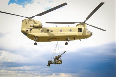 Boeing receives $276.6M contract for CH-47 Chinook upgrades