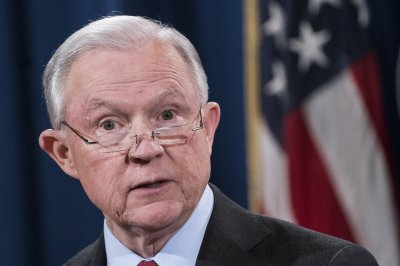 Sessions slams sanctuary laws in speech to California police officers