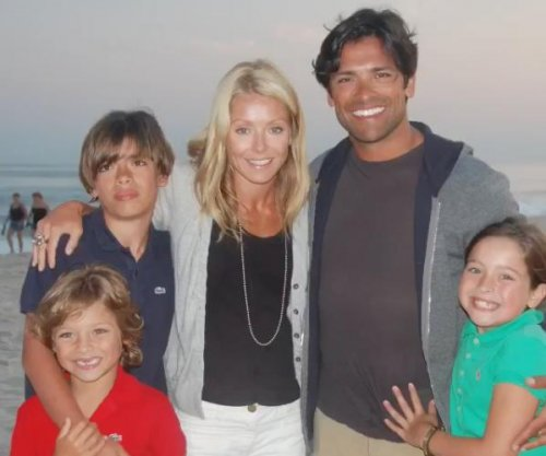 Kelly Ripa posts family photos on Mark Consuelos' birthday: 'Loved by all'