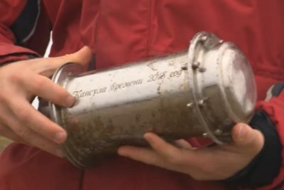 Time capsule from the North Pole washes up in Ireland two years later