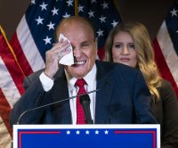 Dominion Voting Systems sues Giuliani for $1.3B over election fraud claims