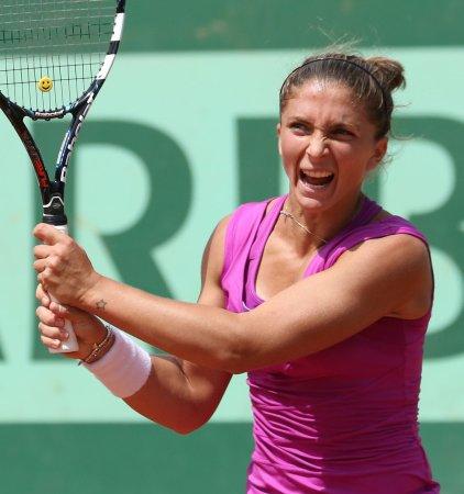 New No. 1 Sharapova in French Open final