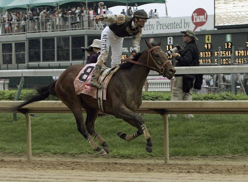 Report: Derby winner may skip Preakness