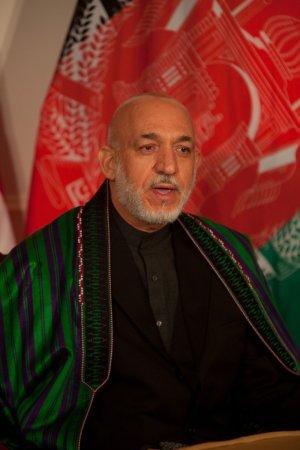 Karzai stresses regional help