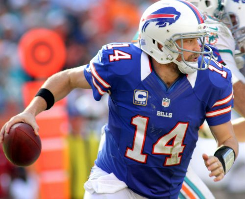 Buffalo Bills release QB Fitzpatrick
