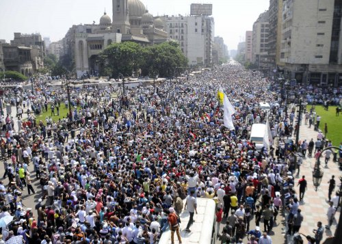 63 Morsi supporters referred to criminal court in Alexandria