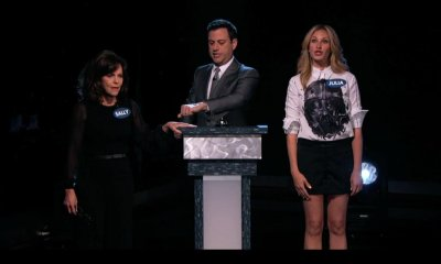 Julia Roberts, Sally Field compete in Kimmel's 'Celebrity Curse-Off'