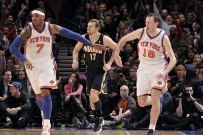 New York Knicks waive trio acquired in trade