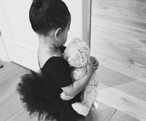 Kim Kardashian shares photos of North in ballerina outfit