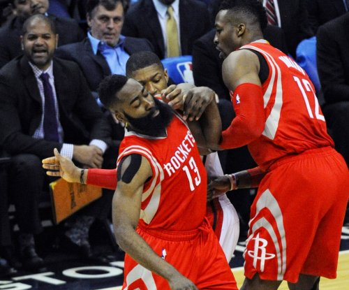 Report: Houston Rockets' Motiejunas out for season