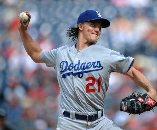 Zack Greinke, Los Angeles Dodgers edge Madison Bumgarner, San Francisco Giants