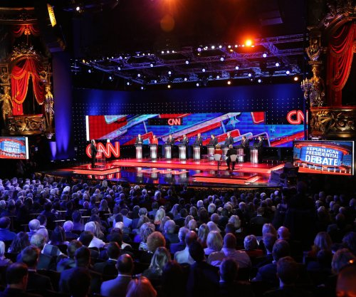 Republicans trade punches on national security on debate stage