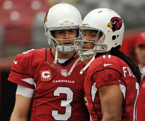 Larry Fitzgerald, Carson Palmer get one-year extensions from Arizona Cardinals