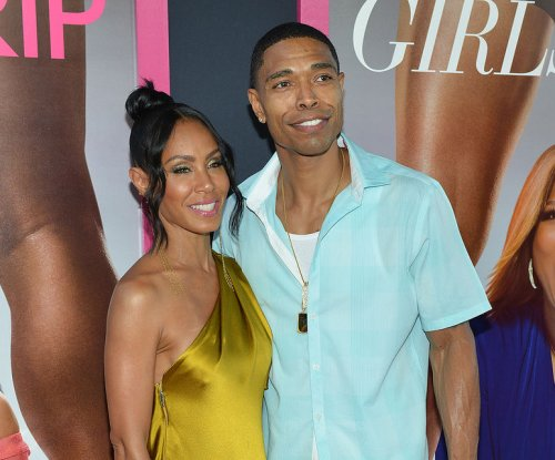 Jada Pinkett Smith, brother Caleeb attend 'Girls Trip' premiere