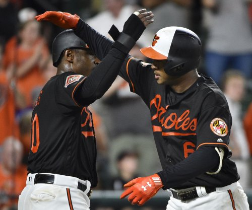 Baltimore Orioles complete three-game sweep of Boston Red Sox