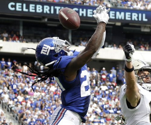 New York Giants surprise Denver Broncos, earn first win of season