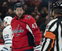 NHL fines New York Rangers $250K for criticizing Tom Wilson decision