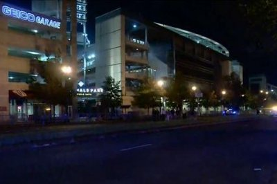 Nationals-Padres game suspended after shooting outside D.C. ballpark