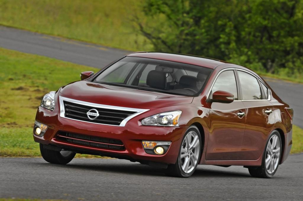 Nissan issues recall for 1 million cars and trucks - UPI.com