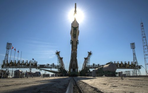 Russia to ban U.S. from International Space Station
